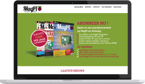 Nieuwe MagPi-website nu online