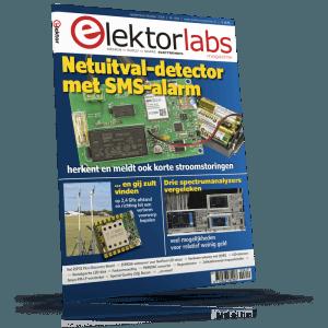 De nieuwe Elektorlabs september/oktober 2018 is nu verkrijgbaar