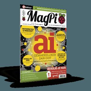 Nieuwe Nederlandse MagPi: Alles over AI voor beginners
