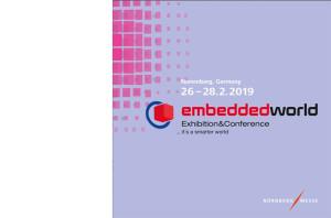 Bezoek Elektor tijdens embedded world: hal 4A, stand 646