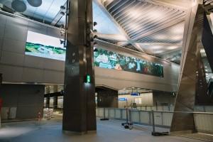 Interactief Kunstwerk David Claerbout opgeleverd aan Metro Amsterdam
