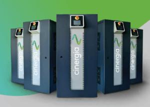 Regeneratieve Batterij Emulator van Cinergia