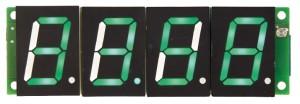 Gratis artikel van de week! RGBDigit klok: een kleurrijk 7-segment-display voor uw data