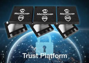 Microchip vereenvoudigt op hardware gebaseerde IoT beveiliging met de eerste industriële vooraf geïnstalleerde oplossingen voor elke gewenste toepassing