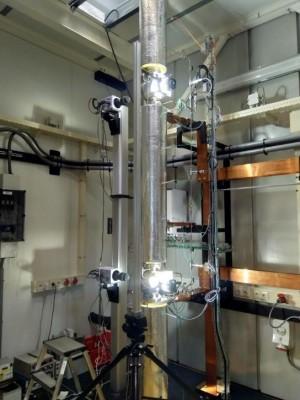 Kookbuis biedt industrie precieze metingen voor fabrieken
