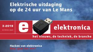 Elektor International Media neemt vaktijdschrift Elektronica over