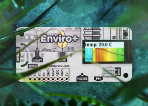 Review: RPi-HAT Enviro+