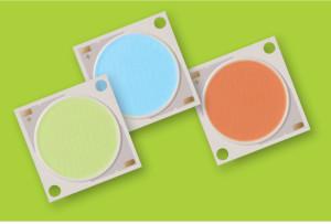 Kleuren COB's bij Elincom Electronics
