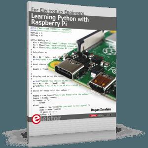 Boekbespreking: Learning Python with Raspberry Pi