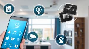 Nieuwe PIC® MCU serie verplaatst de softwaretaken naar hardware voor een sneller reagerend systeem