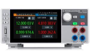 R&S NGM200 power supply: nieuwe standaard voor batterij applicaties