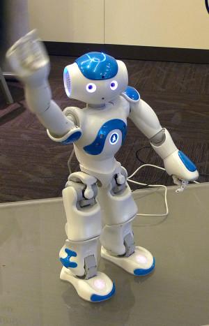 Ethische robots kunnen juist extra gevaarlijk zijn voor hun omgeving. Foto door: Anonimski