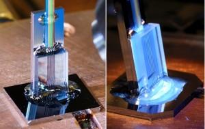 Nieuwe stap bij de ontwikkeling van fotonische thermometers