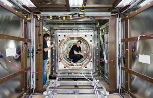 Record-afscherming voor magnetische velden