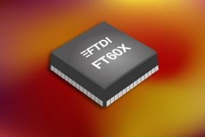 Nieuwe SuperSpeed-IC's van FTDI