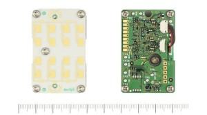 Biosensor werkt met microgolven