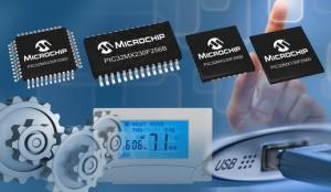 Nieuwe 32-bits microcontrollers van Microchip