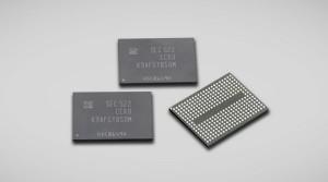 48-laags 3D-flashgeheugen van Samsung