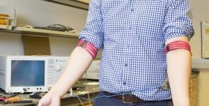 Draadloze magnetische communicatie voor wearables