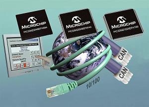 48 nieuwe microcontrollers van Microchip