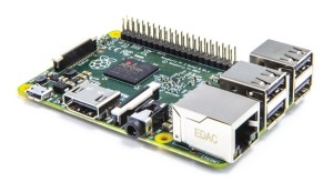 Raspberry Pi 2 Model B: quad-core en 1 GB
