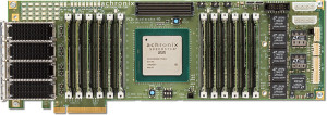 Achronix PCIe Accelerator-6D Card