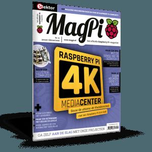 MagPi 12 bouwt je ultieme 4K-thuisbioscoop
