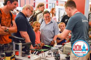 Elektor op de Maker Faire in Berlijn
