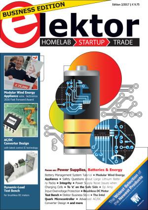 Elektor Business Magazine editie 2/2017