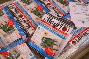 Vers van de pers: de eerste Nederlandse MagPi is er!