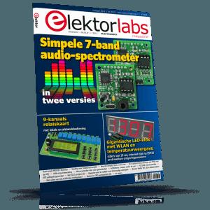 De nieuwe Elektorlabs mei/juni 2019 ligt voor u klaar.