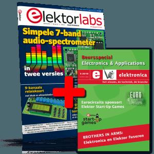 Elektronica en Elektor samen voor € 99