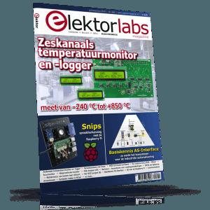 De nieuwe ElektorLabs juli/augustus 2019 ligt voor u klaar.
