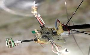 Vliegen zonder accelerometers