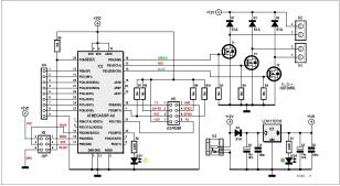 WIFI RGB LED strip controller: light up!   Elektor Magazine