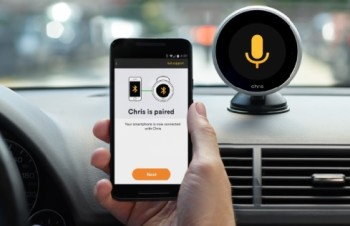 The Chris digital assistant from German Autolabs