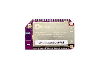 The Omega2 IoT computing modules