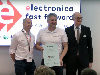 Electronica Fast Forward Award Winner 2018