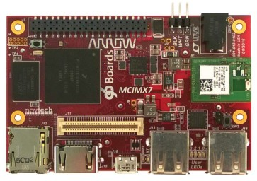 Arrow i.MX7 96Board