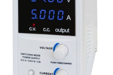 Review: Bench-top Power Supply PeakTech PSU 6225 A