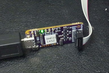 Review: Black Magic Probe V2.1 – JTAG & SWD ARM debugger