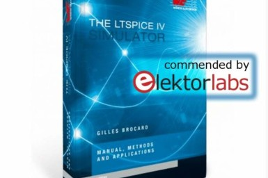 Book Review: THE LTSPICE IV SIMULATOR ups your simulation skills