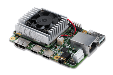 Google Coral Development Board neu im Webshop von Distrelec