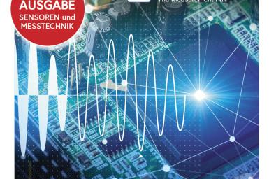 Elektor Industry verfügbar: Spezialausgabe zur Sensor + Test 2019