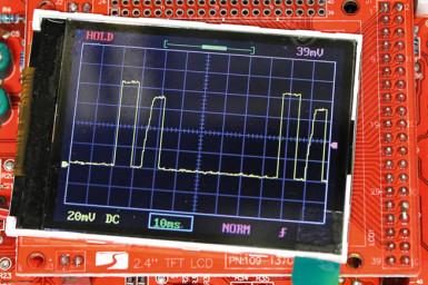 Banc d'essai : mini-oscilloscopes