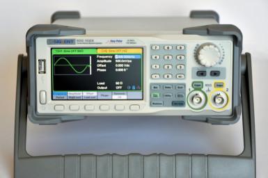 Banc d'essai : générateur de fonctions Siglent SDG1032X