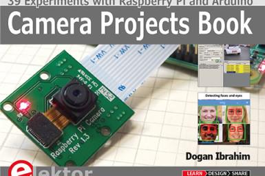 Recension : 39 expériences de caméras avec le Raspberry Pi et l'Arduino