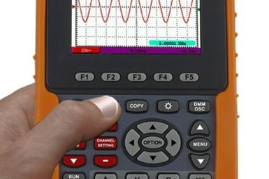 Review: OWON HDS1021M-N portable scoop/multimeter