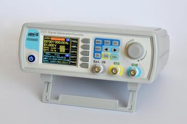Review: JOY-iT JDS6600 DDS-signaalgenerator