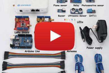 Uw persoonlijke IoT dankzij LoRa & Arduino